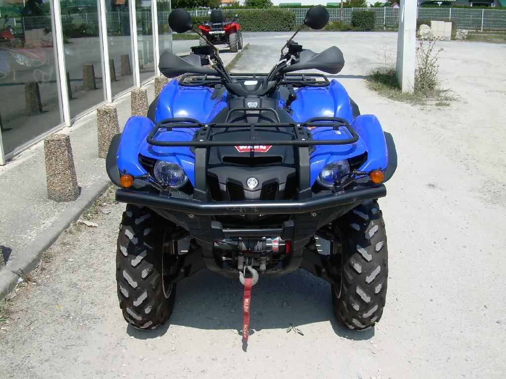 YAMAHA Grizzly 700 standard 2009 photo 3