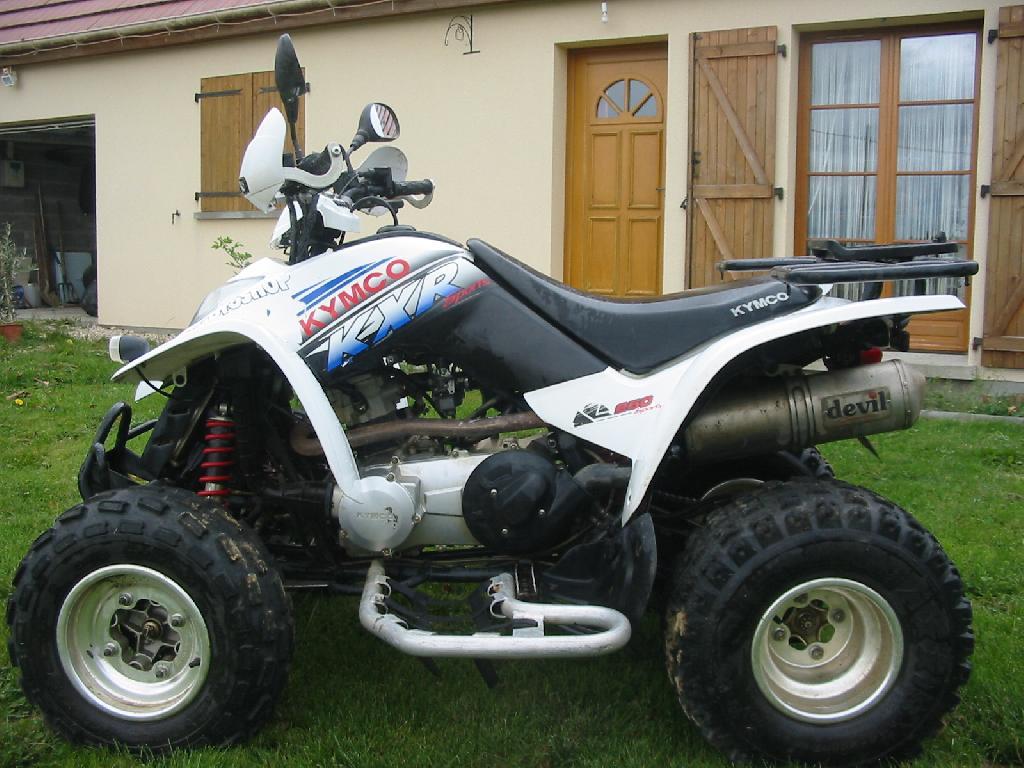 quad kymco 250 kxr occasion