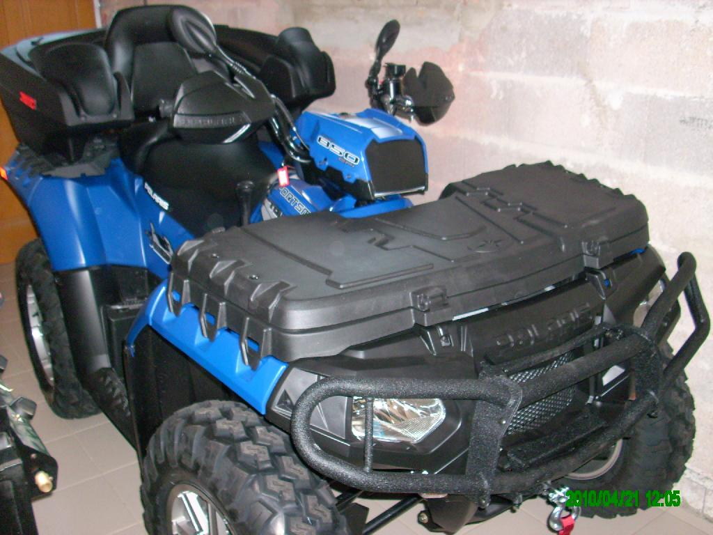 annonce quad polaris sportsman 850 occasion 2010 62 pas de calais fruges. Black Bedroom Furniture Sets. Home Design Ideas