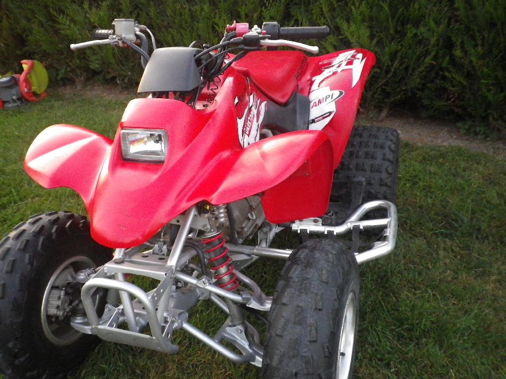 annonce quad honda trx 250 occasion 2006 59 nord larouillies. Black Bedroom Furniture Sets. Home Design Ideas