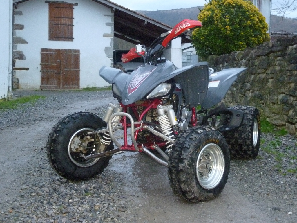annonce quad yamaha yfz 450 occasion 2007 64 pyr n es atlantiques lantabat. Black Bedroom Furniture Sets. Home Design Ideas