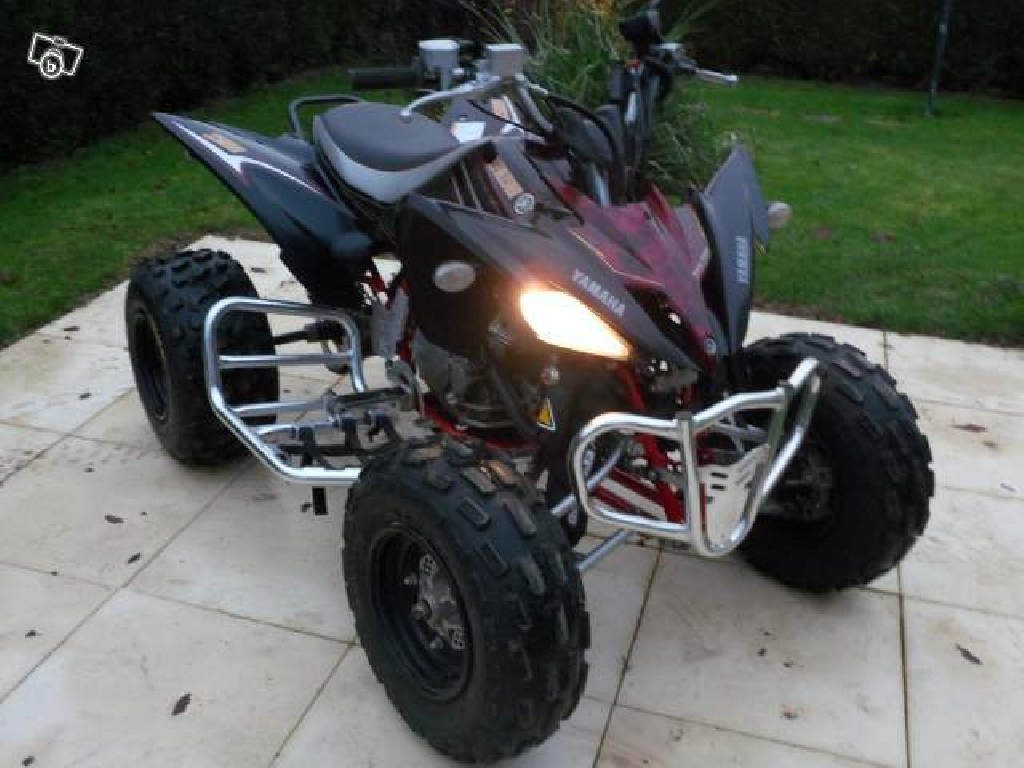 annonce quad yamaha yfm 250 r raptor special edition occasion 2009 27 eure evreux. Black Bedroom Furniture Sets. Home Design Ideas