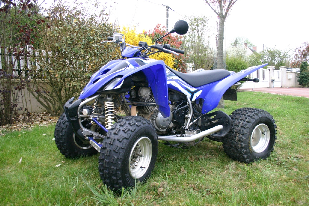 annonce quad yamaha yfm 350 r raptor raptor yfm 350 rw occasion 2006 37 indre et loire tours. Black Bedroom Furniture Sets. Home Design Ideas