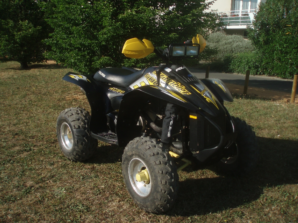 annonce quad polaris scrambler 500 occasion 2004 33 gironde st seurin sur l 39 isle. Black Bedroom Furniture Sets. Home Design Ideas