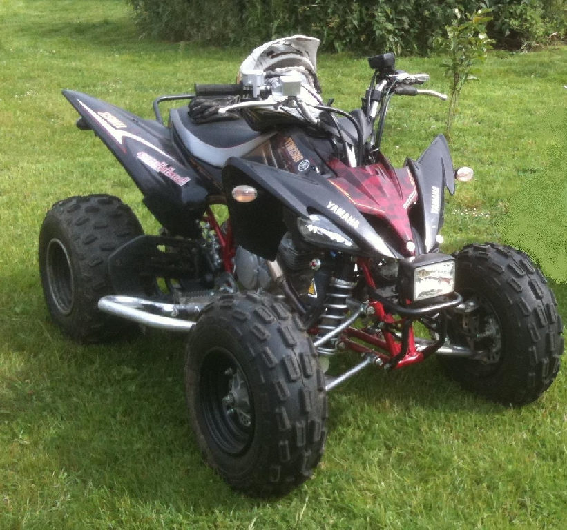 annonce quad yamaha yfm 250 r raptor occasion 2009 60. Black Bedroom Furniture Sets. Home Design Ideas