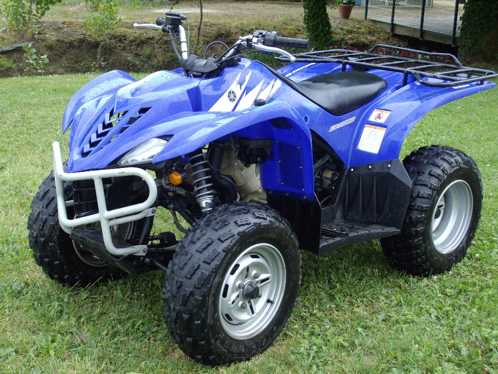 annonce quad yamaha wolverine 350 occasion 2008 40 landes hagetmau. Black Bedroom Furniture Sets. Home Design Ideas