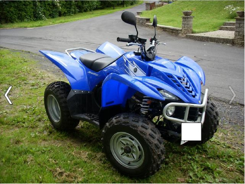 annonce quad yamaha wolverine 350 occasion 2009 16 charente nercillac. Black Bedroom Furniture Sets. Home Design Ideas