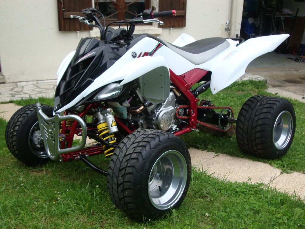 annonce quad yamaha yfm 700 r raptor occasion 2009 95 val d 39 oise asniere sur oise. Black Bedroom Furniture Sets. Home Design Ideas