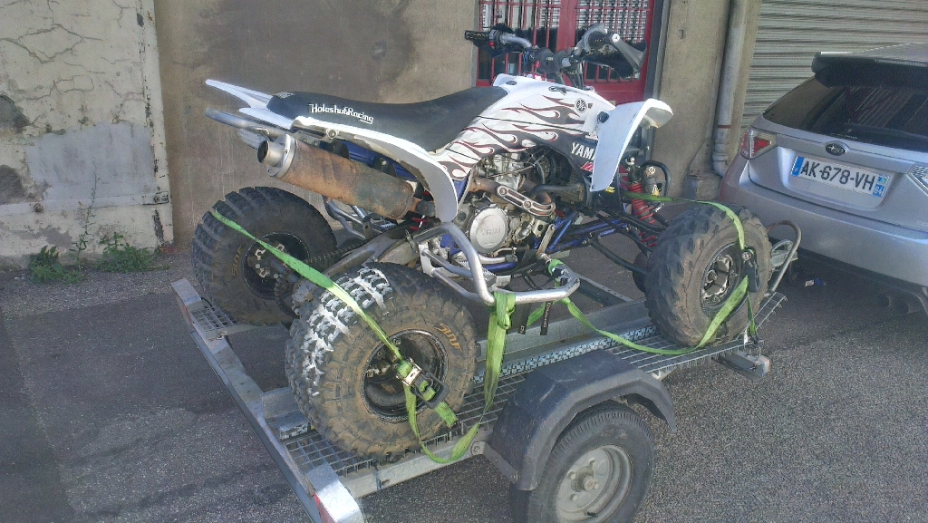 YAMAHA YFZ 450 se 2007 photo 3
