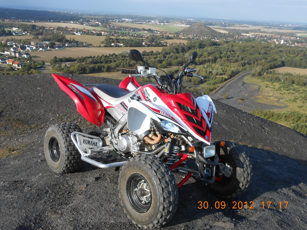 YAMAHA YFM 700 R Raptor  2008 photo 3