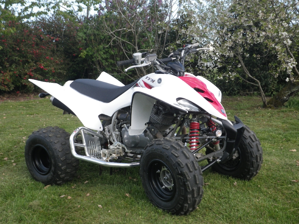 annonce quad yamaha yfm 350 r raptor occasion 2011 81 tarn graulhet. Black Bedroom Furniture Sets. Home Design Ideas