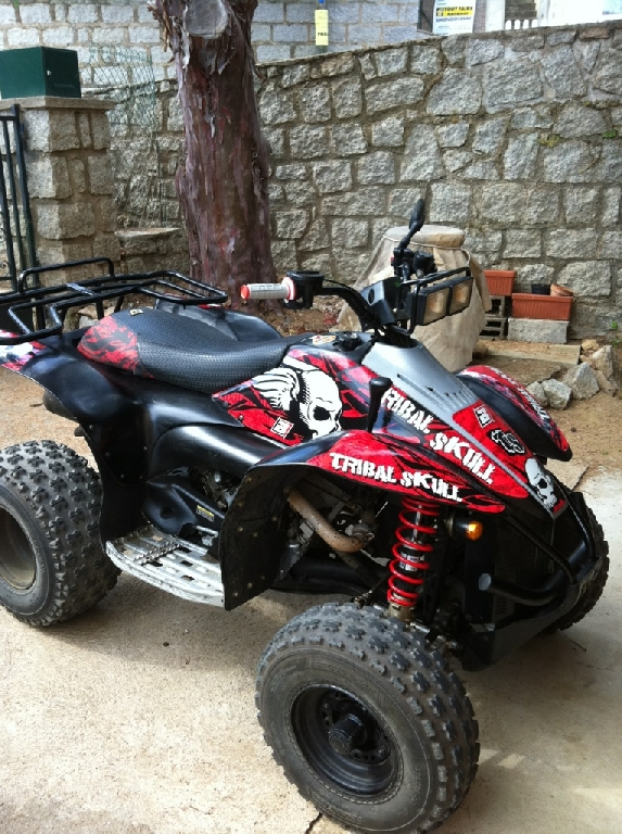 annonce quad polaris scrambler 500 occasion 2008 2a corse du sud pianottoli caldarello. Black Bedroom Furniture Sets. Home Design Ideas