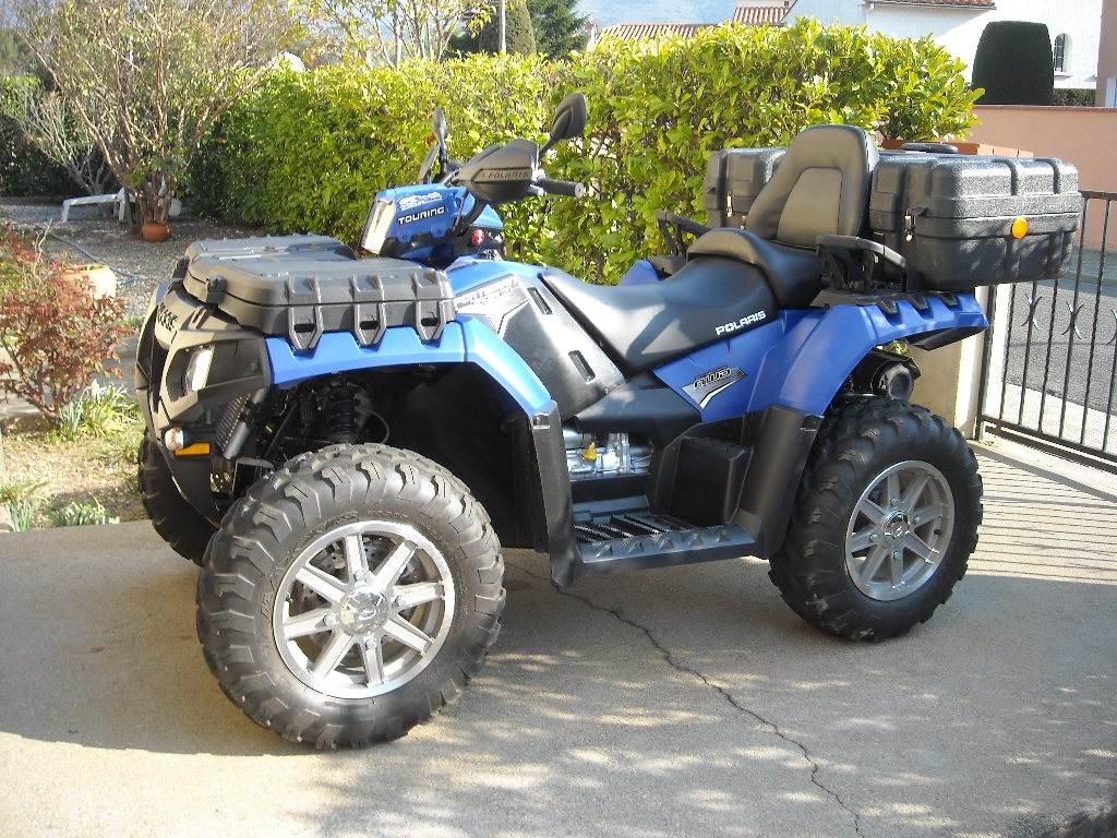 annonce quad polaris sportsman 550 occasion 2011 66 pyr n es orientales le boulou. Black Bedroom Furniture Sets. Home Design Ideas