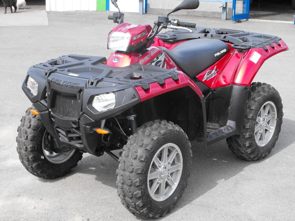 quad polaris le bon coin