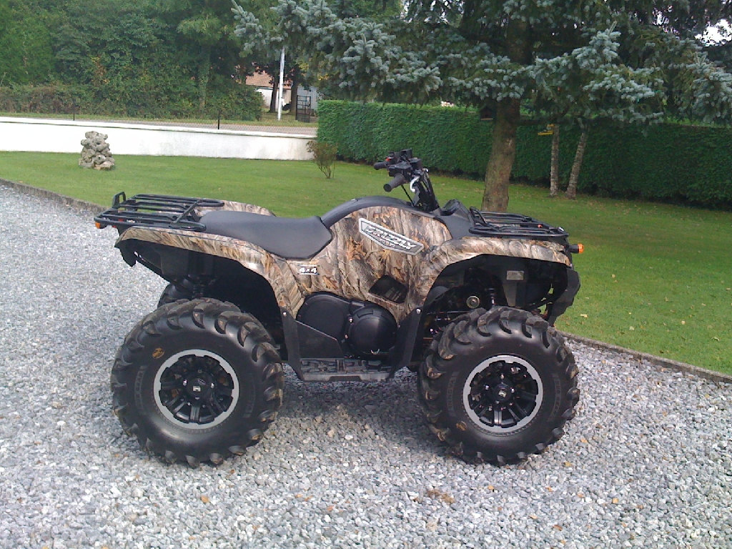 quad yamaha grizzly 700 occasion. Black Bedroom Furniture Sets. Home Design Ideas