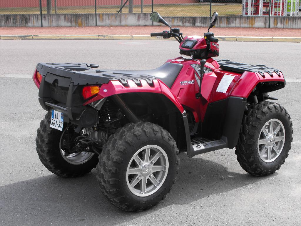 annonce quad polaris sportsman 850 xps occasion 2010 69 rh ne charlieu. Black Bedroom Furniture Sets. Home Design Ideas