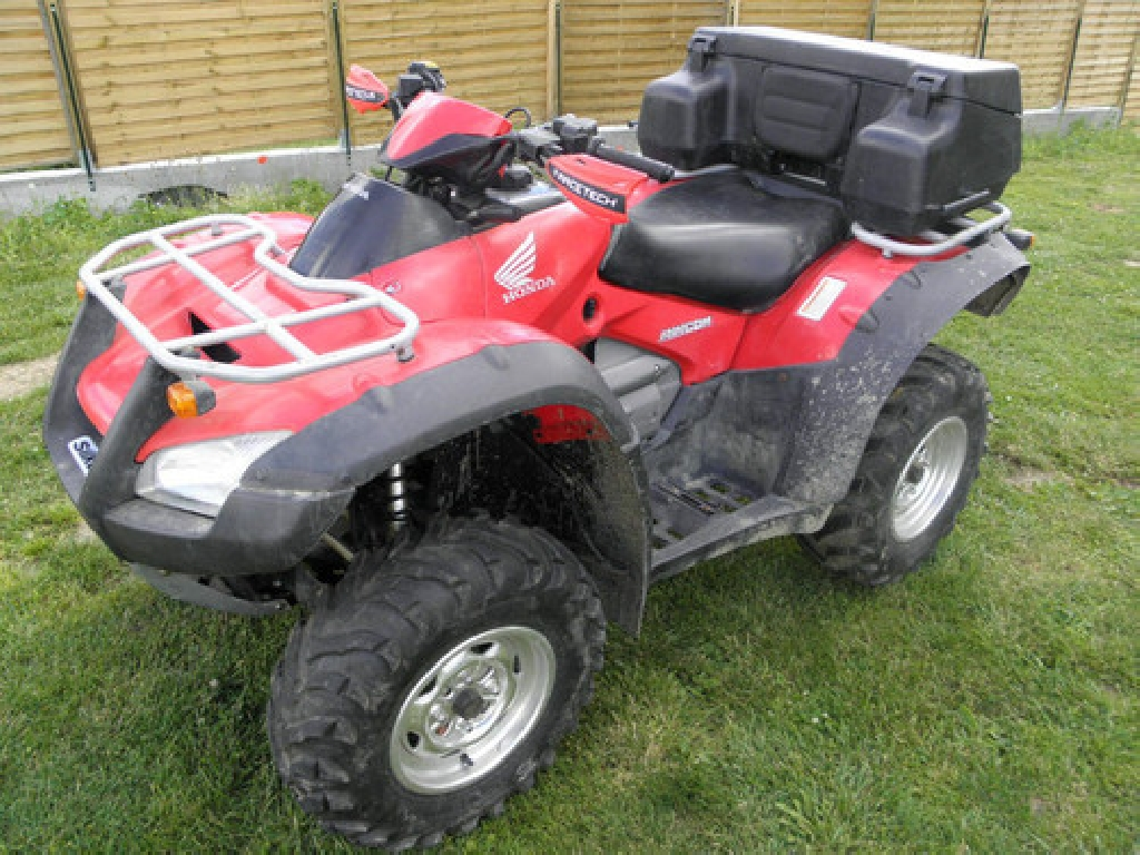 annonce quad honda rincon trx 650 4x4 occasion 2005 62 pas de calais arras. Black Bedroom Furniture Sets. Home Design Ideas