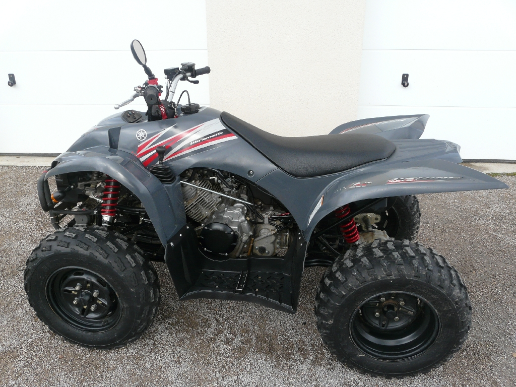 annonce quad yamaha wolverine 350 occasion 2009 80 somme crouy st pierre. Black Bedroom Furniture Sets. Home Design Ideas