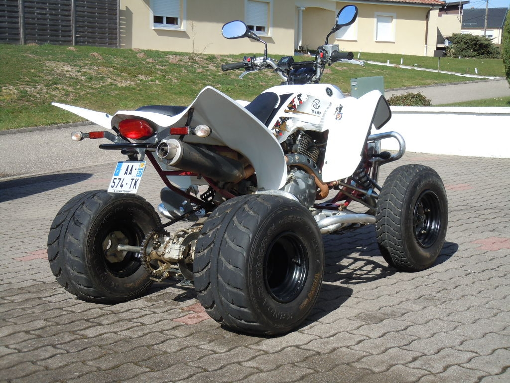 annonce quad yamaha yfm 350 r raptor occasion 2009 57 moselle guenviller. Black Bedroom Furniture Sets. Home Design Ideas