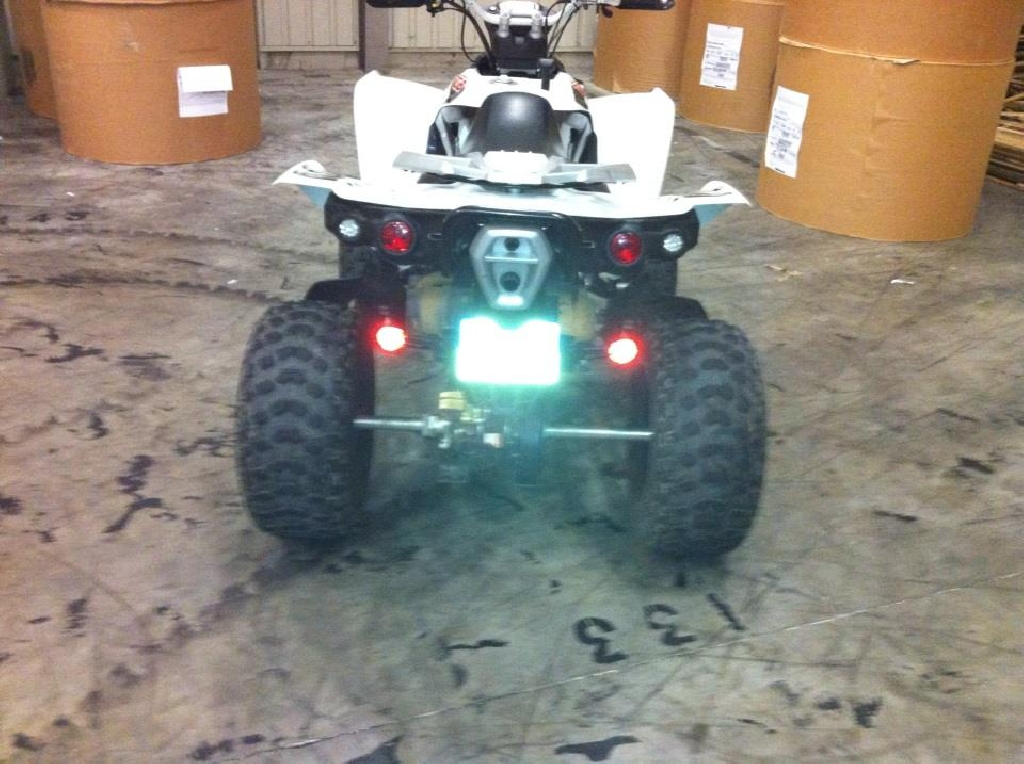annonce quad tgb target 325 occasion 2011