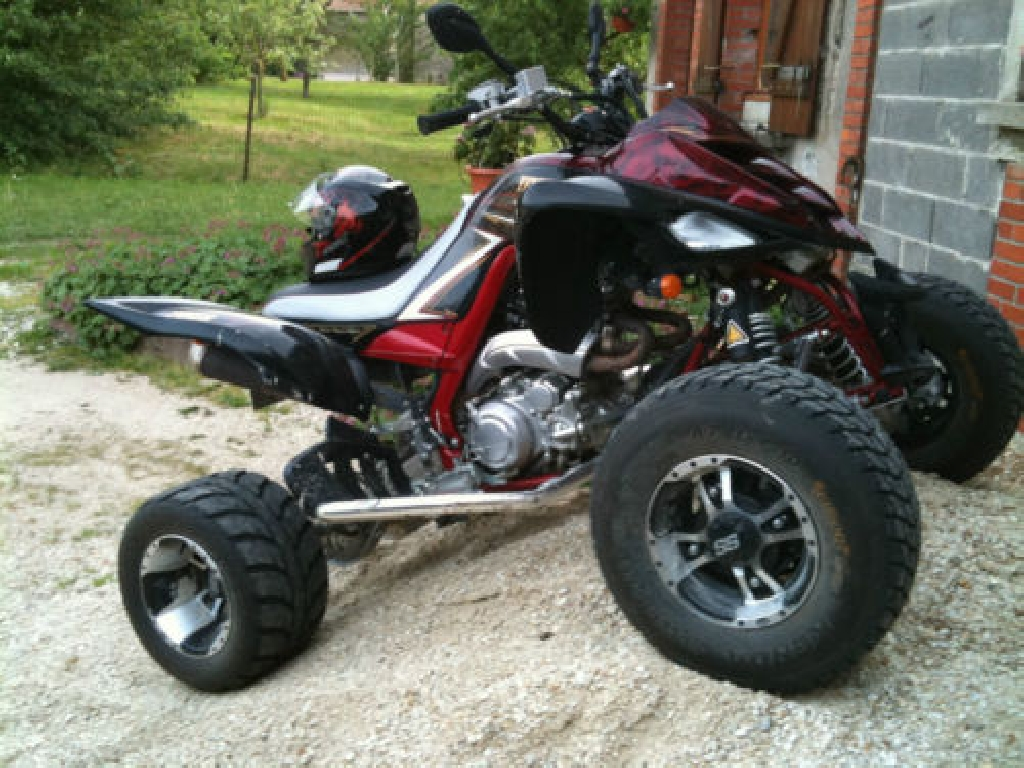 annonce quad yamaha yfm 700 r raptor occasion 2009 19 corr ze tulle. Black Bedroom Furniture Sets. Home Design Ideas