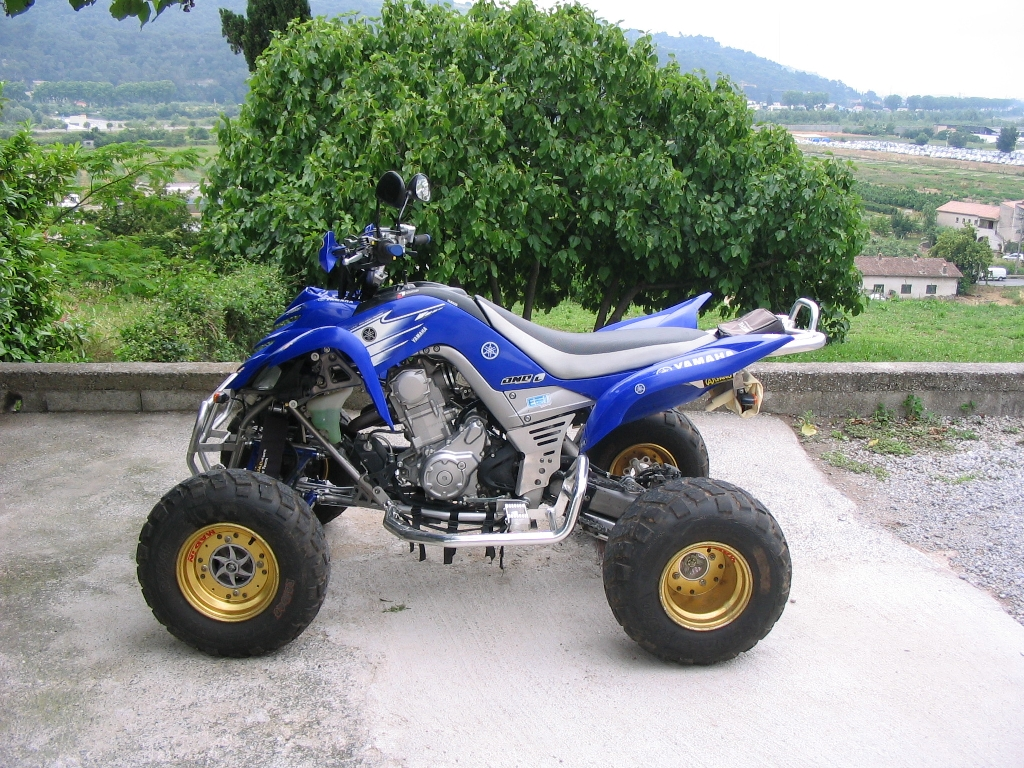 annonce quad yamaha yfm 700 r raptor dresel mct occasion 2007 06 alpes maritimes gattieres. Black Bedroom Furniture Sets. Home Design Ideas