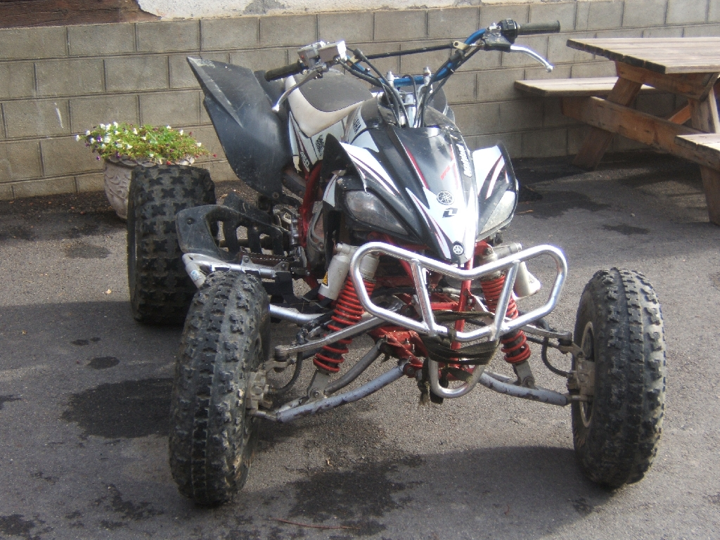 annonce quad yamaha yfz 450 edition limit occasion 2005 65 hautes pyr n es avajan. Black Bedroom Furniture Sets. Home Design Ideas