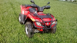Quad CAN-AM BOMBARDIER Outlander 400 4x4 occasion