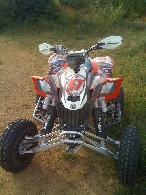 Quad CAN-AM BOMBARDIER DS 450 EFI occasion