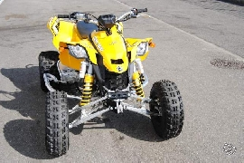 Quad CAN-AM BOMBARDIER DS 450  occasion