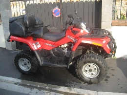 Quad CAN-AM BOMBARDIER Outlander 800 Max occasion