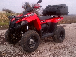Quad POLARIS Trail Boss 330  occasion