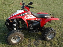 Quad POLARIS Trail Blazer 330  occasion