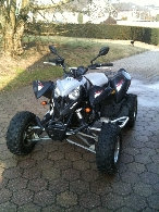 Quad POLARIS Outlaw 500 E irs occasion