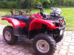 Quad YAMAHA Grizzly 660 maga occasion