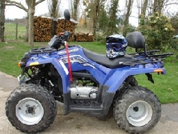 Quad POLARIS Sawtooth 200  occasion