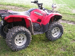 Quad YAMAHA Grizzly 700  occasion