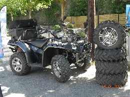 Quad POLARIS Sportsman 850 XPS occasion