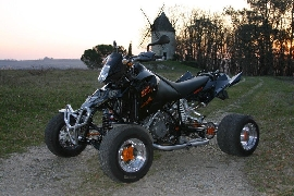 Quad E-ATV 950 SM Super Motard occasion