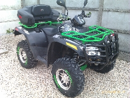 Quad ARCTIC CAT 700 panther occasion