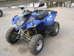 Quad POLARIS Phoenix 200  occasion