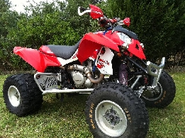 Quad POLARIS Outlaw 525  occasion