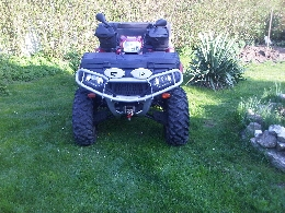 Quad POLARIS Sportsman 850  occasion