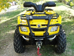 Quad CAN-AM BOMBARDIER Outlander 400 XT occasion