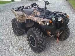 Quad YAMAHA Grizzly 700 EFI occasion