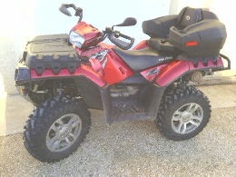 Quad POLARIS Sportsman 850 xp occasion