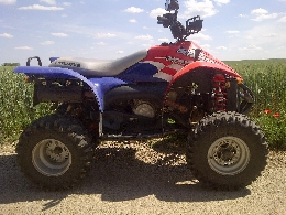 Quad POLARIS Scrambler 500 4x2 occasion
