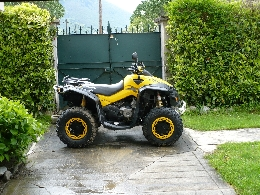 Quad CAN-AM BOMBARDIER Renegade 800 XX c occasion