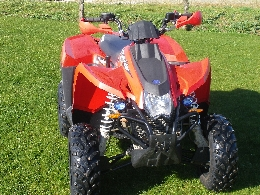 Quad POLARIS Scrambler 500  occasion