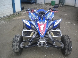 Quad YAMAHA YFZ 450 R injection occasion